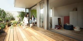 住宅各社、3階建ての提案強化