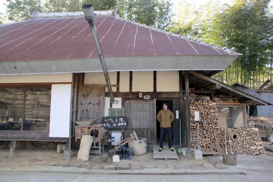 file.004棚田にある古民家を週末カフェにして暮らす