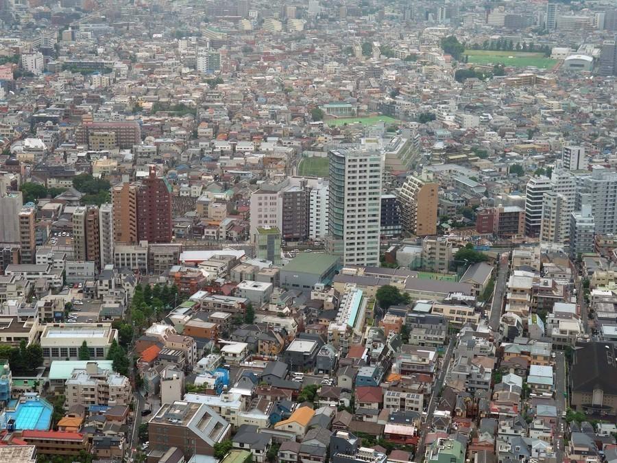 全国の住宅地の地価は、東京と比べてどれくらい違うのか?