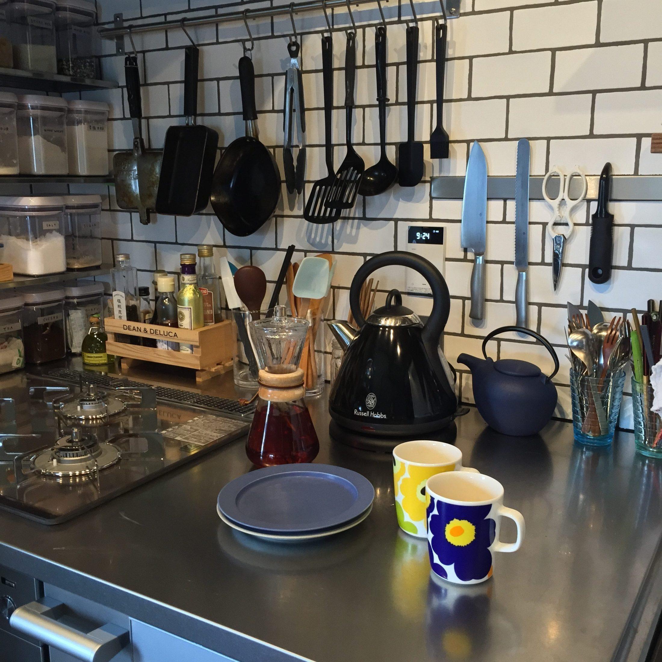 理想のキッチンとの出会いはPinterestとGoogleの画像検索の合わせワザで!【ネットで見つけた、私らしい暮らし】