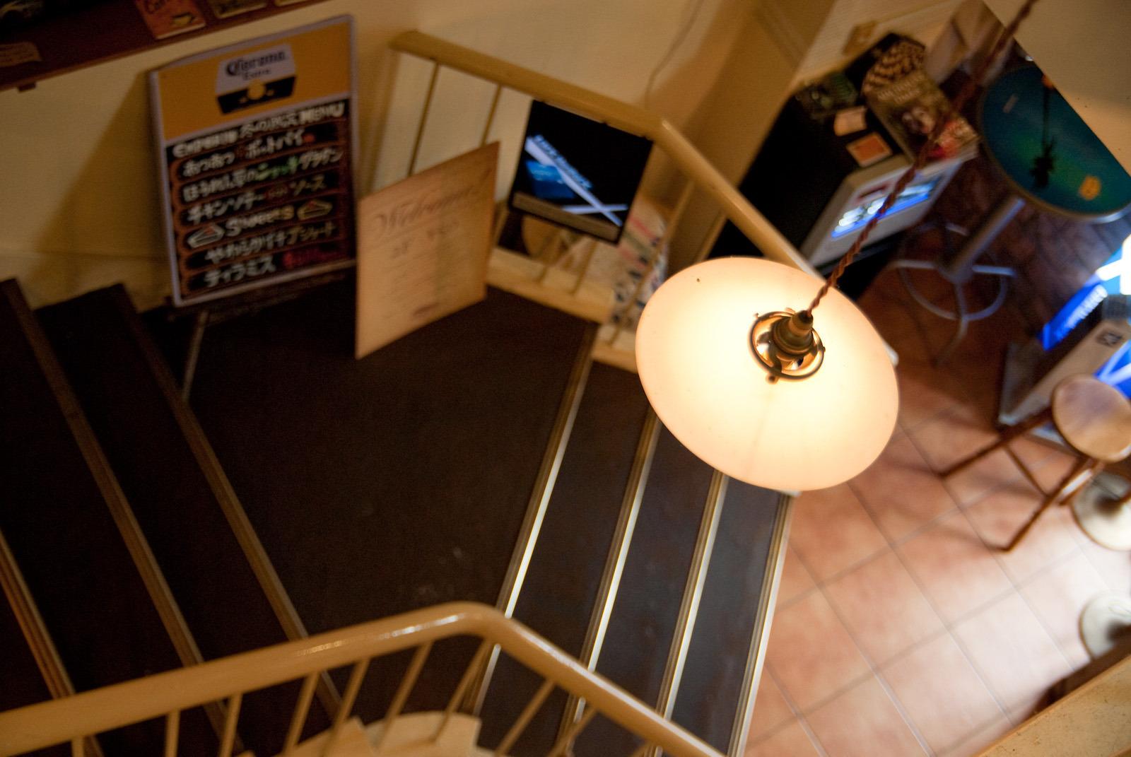 階段の「踊り場」って何を指すの?