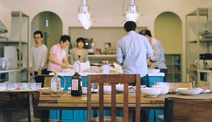 街とつながれば生き方が変わる。次世代型シェアハウス、大阪に誕生