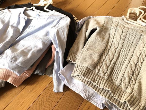 服を確実に減らすコツ。量が多い&引越し前の人にすぐ効きます