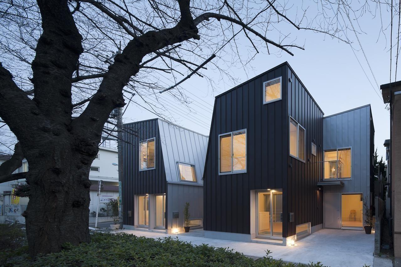 賃貸にも個性を!建築家が手がけたデザイナーズ賃貸住宅事例