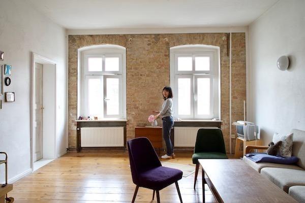 心地よいインテリアを作る5つの法則 部屋の見せ場と収納スペースを分ける