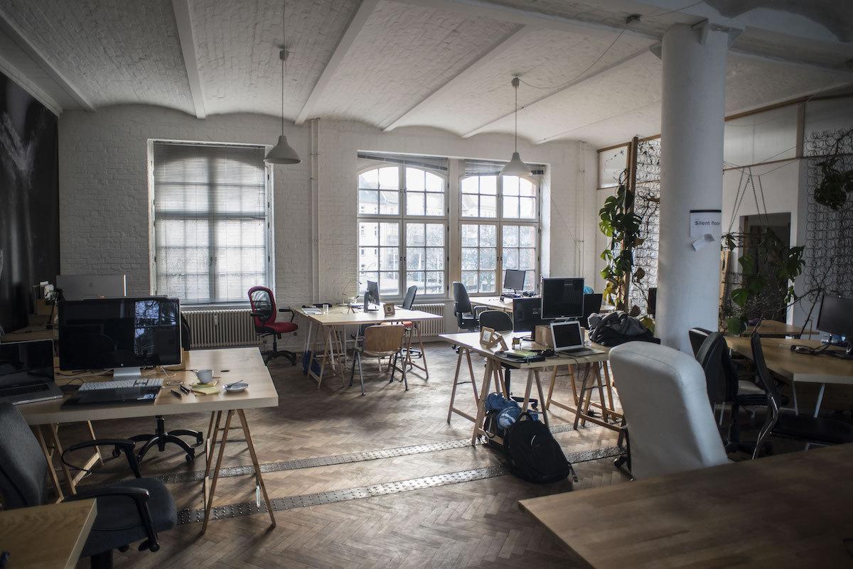 ベルリンのコワーキングスペースから学ぶ! おしゃれなオフィス内装事例集