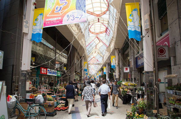 釣り堀まである⁉ カオスで昭和な「阿佐ヶ谷」の商店街の魅力