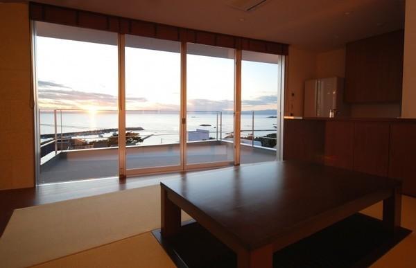 広い海を自宅で独り占め!海の見える住まい事例集