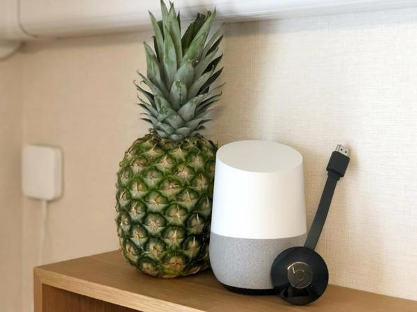 Google HomeとChromecastで未来のTV