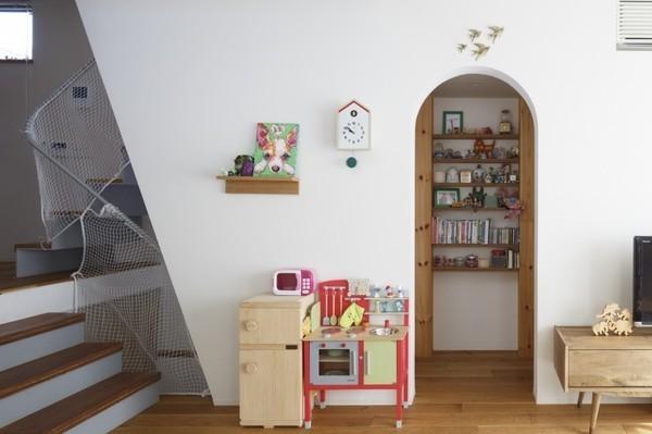 子供と共に成長するキッズルームづくり- 子供目線で部屋を整える -
