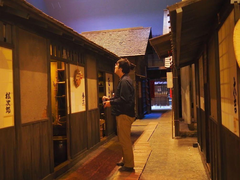 落語の世界を体験! 江戸時代の街並みを歩いてみた