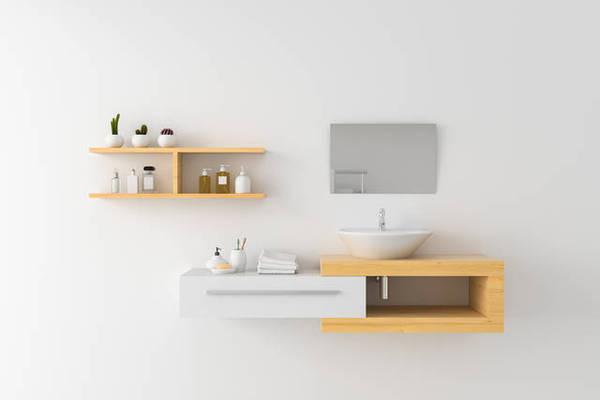 トイレに掛けるだけ!簡単印象アップを狙える、円形や横長型のオシャレな鏡をご紹介!