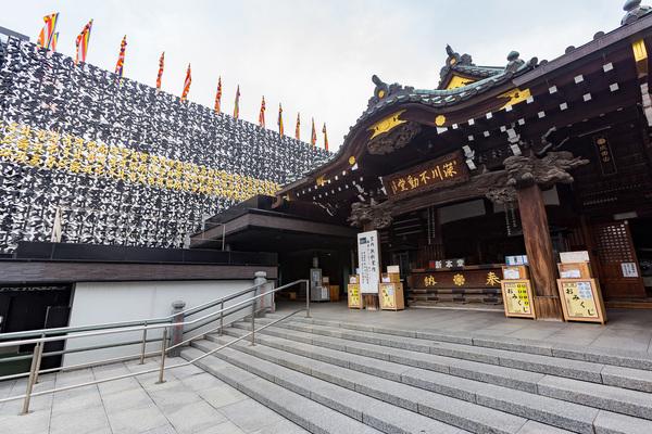 祭りがアイデンティティー! 神仏が身近に感じられる江東区「門前仲町」の商店街