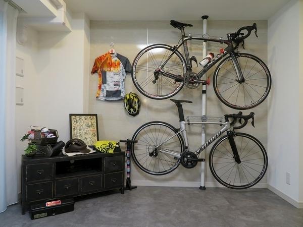 希少! 自転車好きに嬉しい設備と周辺環境のサイクリスト専用物件が誕生