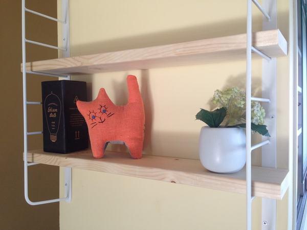 平安伸銅「シェルフフレーム」でキッチン収納棚をDIY【なんでも大家日記@世田谷】