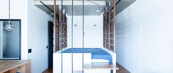 リノベーションで実現した素敵なベッドルーム5選