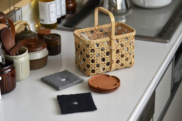 家事室の収納アイディア8つ。日々の暮らしをちょっと豊かに