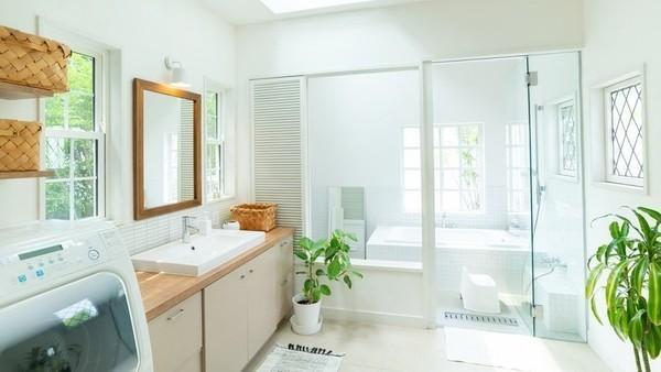 全然綺麗にならない「洗面所」..意外な解決法とは?