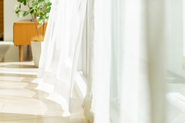 ニトリの「セミオーダーカーテン」が優秀!我が家が選んだのは…