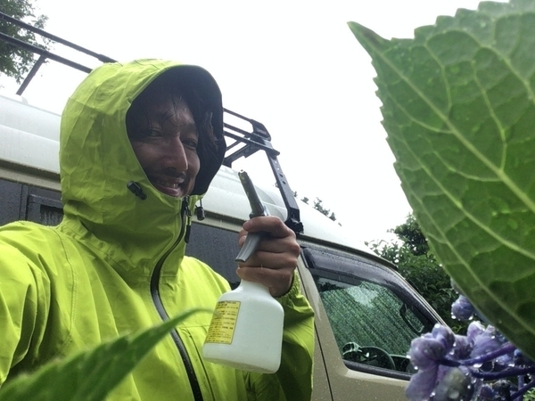 シリコンオイルでらくらく洗車と窓掃除