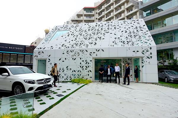 メルセデス・ベンツが考える未来の家『EQ House』に行ってきた