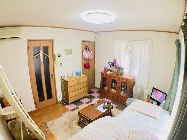 令和時代のリアルな東京一人暮らし ~品川区・1K・31歳派遣OLの部屋~