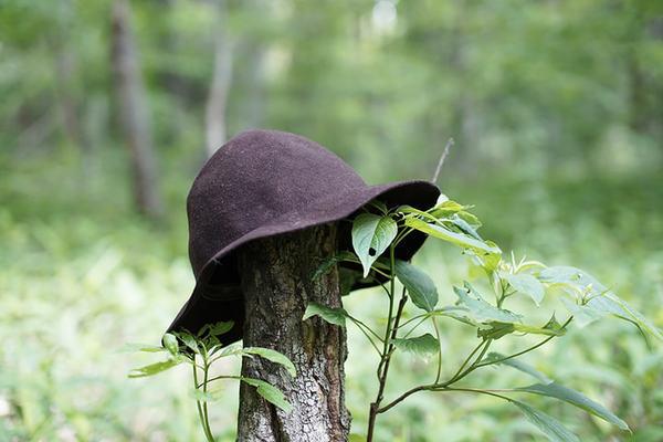 写真家・小林キユウの森をめぐる冒険/一番お気に入りの服は、森で着ています。