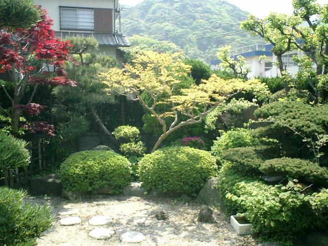 外観写真 広い庭
