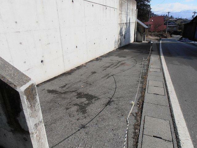 現況写真 駐車スペース 4台分