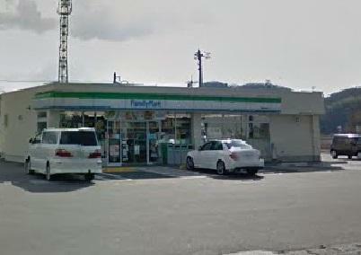 コンビニ ファミリーマート 備前香登店