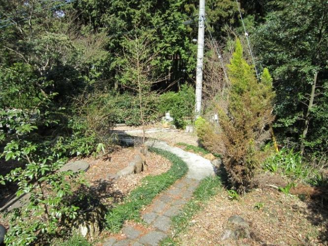 庭 ガーデニング・菜園可能な平坦な庭