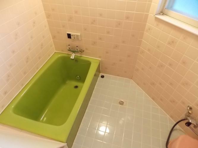 浴室 浴室 2014年11月撮影
