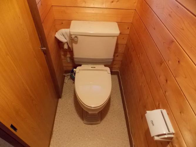 トイレ トイレ 2014年11月撮影
