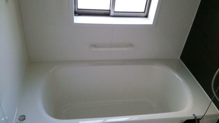 同仕様写真(内観) 浴槽も広々してて毎日ゆっくり浸かりたくなりますね!(参考例です)