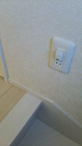 同仕様写真(内観) 階段・廊下等には足元灯も設置されていて夜中も安心ですね。(参考例です)