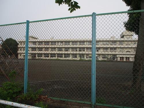 小学校 東富水小学校