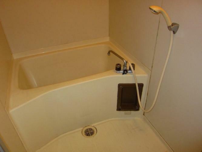 浴室 ユニットバスです(参考:101号室)