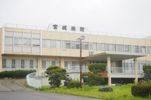 病院 宮城病院 徒歩108分(約8600m)