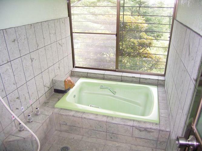 浴室 温泉入浴を楽しめます