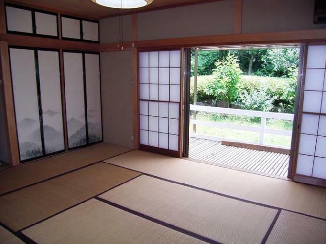 和室 10帖と広い和室