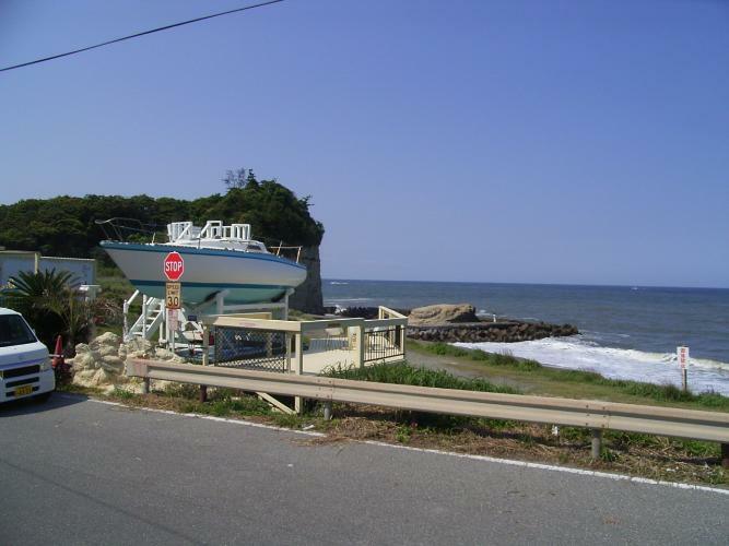 外観写真 そばの海の様子