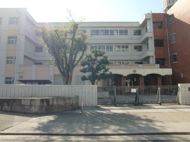 中学校 香流中学校 愛知県名古屋市名東区猪子石原2丁目1301