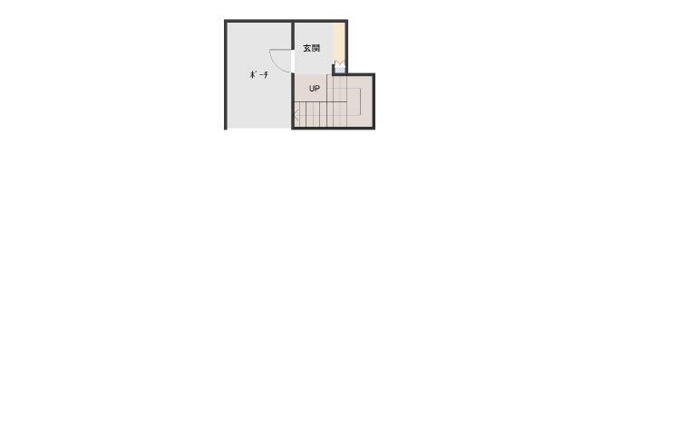 間取り図 1階間取り図