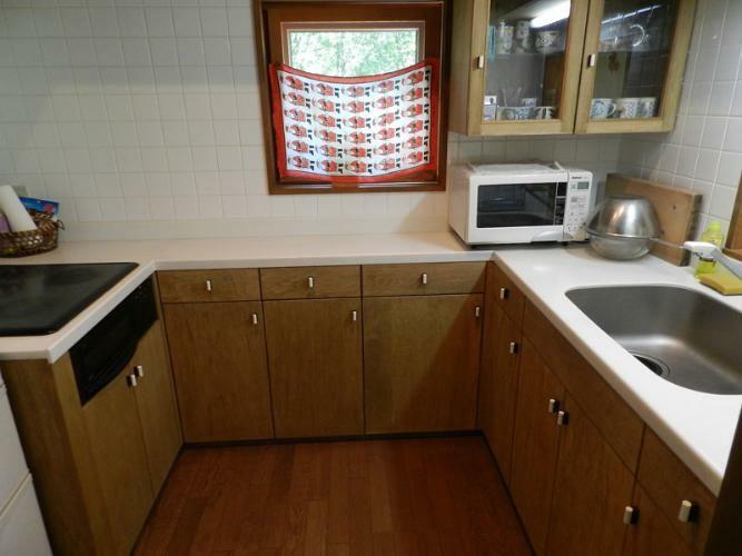 キッチン 2016年6月撮影