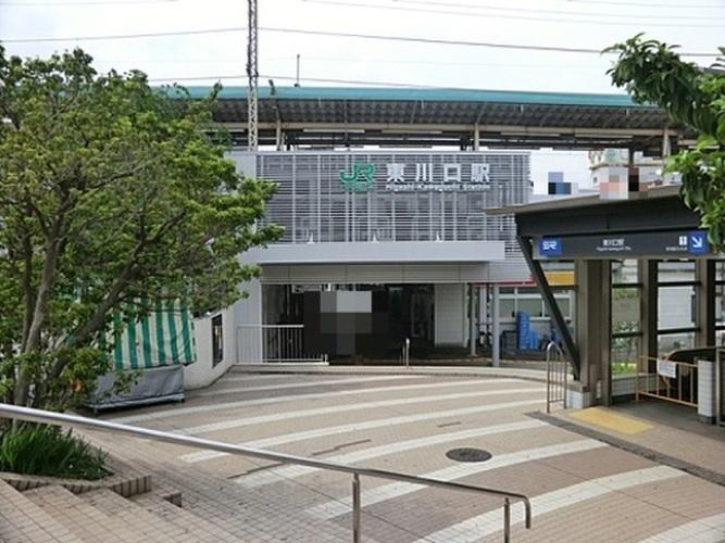JR武蔵野線 東川口駅
