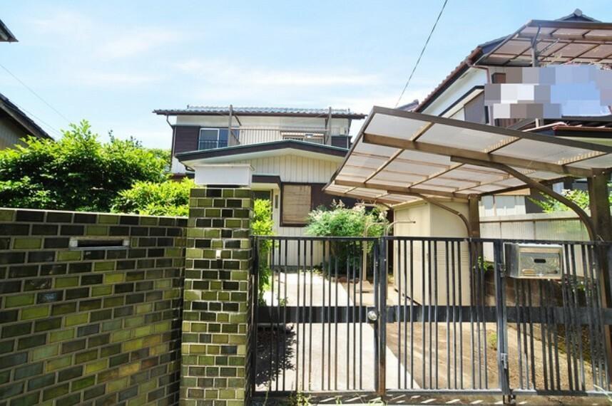 外観写真 上尾駅から徒歩11分と近く、敷地面積50坪超え!