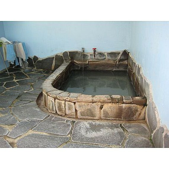 浴室 温泉は柔らかい泉質でお肌スベスベ