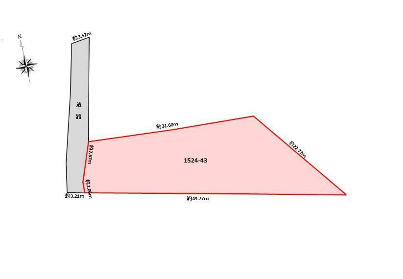 区画図 概略図