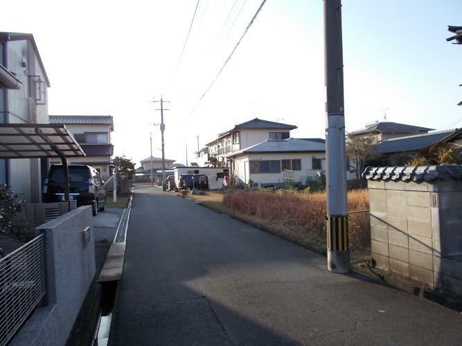 現況写真 前面道路