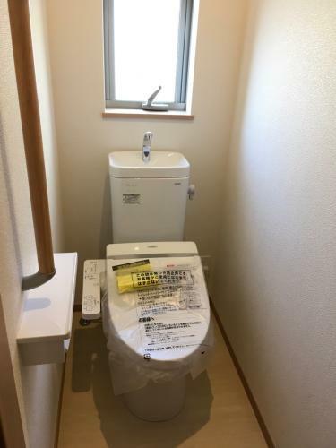トイレ イメージ写真(シャワートイレ)